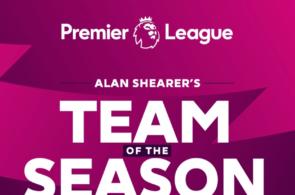 Alan Shearers årets hold i Premier League