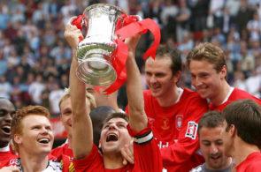 Steven Gerrard, Liverpool, i Fa Cup