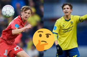 Mikkel Damsgaard Jesper Lindstrøm
