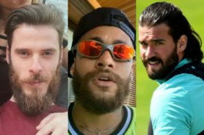 Neymar, De Gea, Alisson