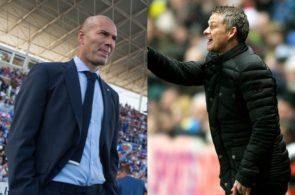Zidane, Solskjær