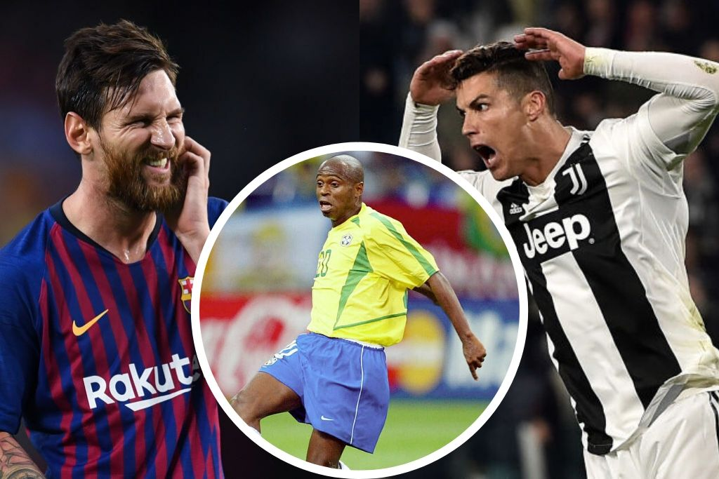 Messi, Ronaldo, Edilson
