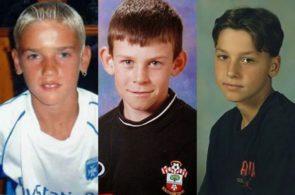 Antoine Griezmann, Gareth Bale og Zlatan Ibrahimovic