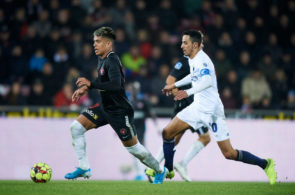 Evander, FC Midtjylland, og Zeca, FC København