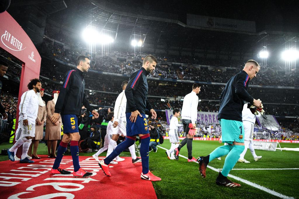 Real Madrid, FC Barcelona