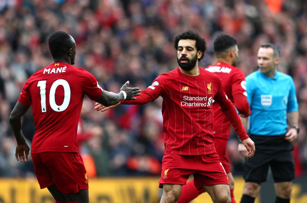 Liverpool, Sadio Mané, Mohamed Salah