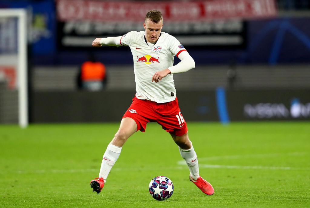 Lukas Klostermann, RB Leipzig