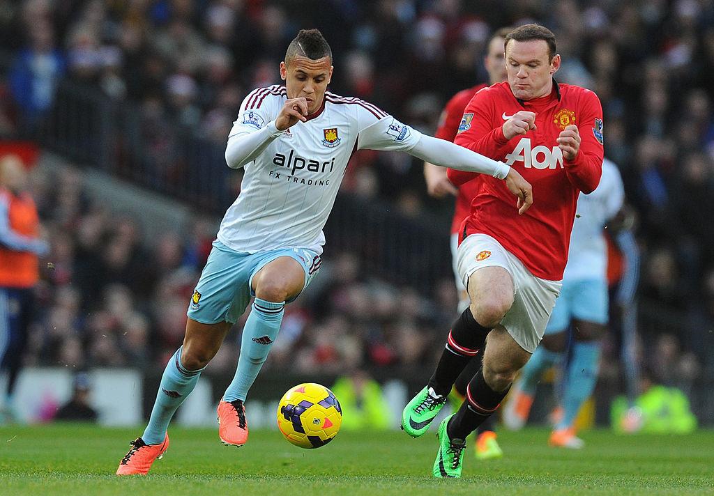 Ravel Morrison og Wayne Rooney