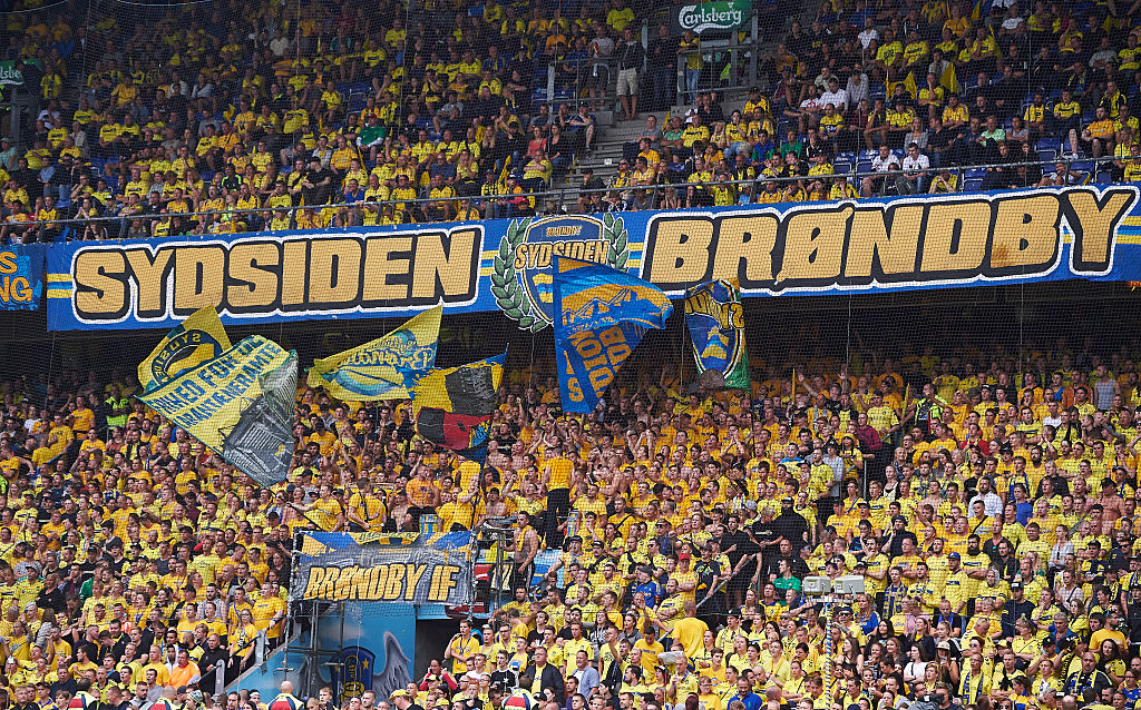 Brøndby IF fans