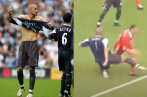 David James Manchester City