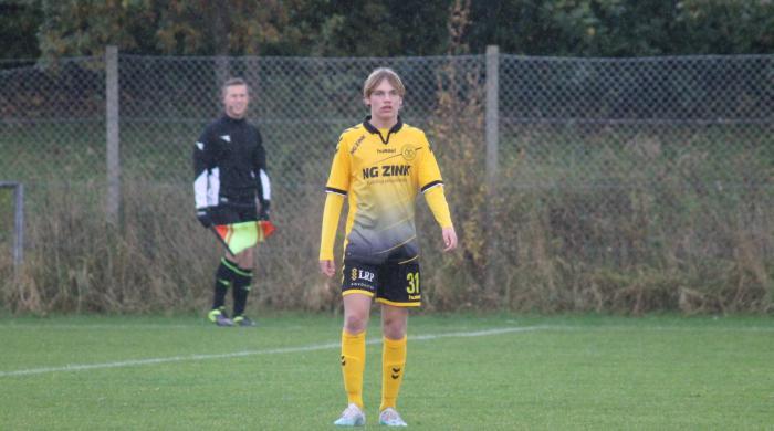 Jeppe Kjær AC Horsens