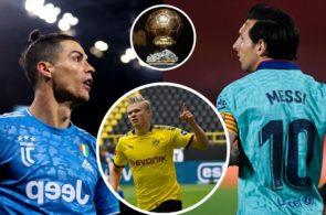 Messi, Ronaldo, Håland