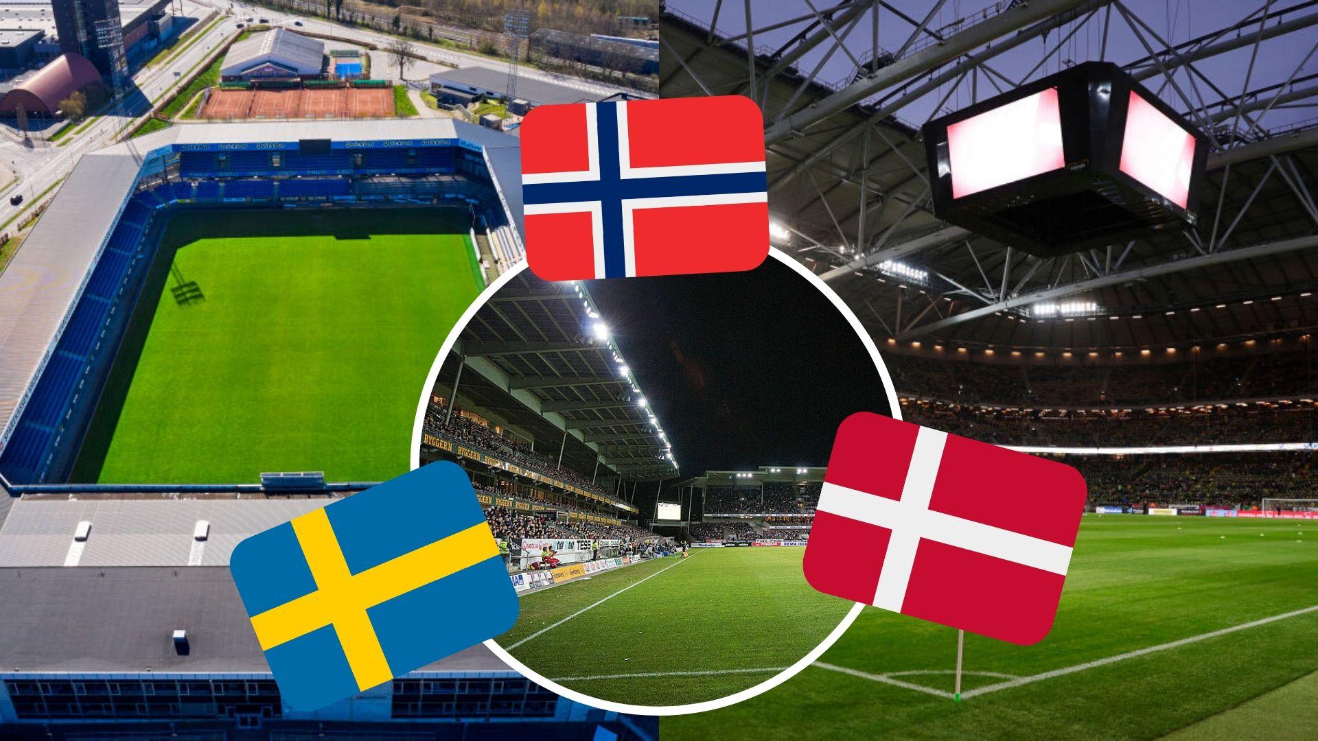 Scandinavia Stadiums