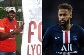 Rhaudeman Santiago og Neymar