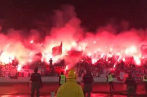 Røde Stjerne-fans
