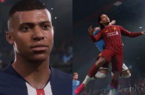 FIFA 21 trailer med Mbappé og van Dijk