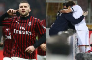 Ante Rebic, AC Milan