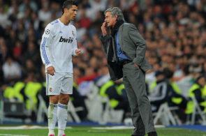 Cristiano Ronaldo, José Mourinho