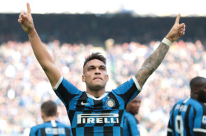 Lautaro Martínez, Inter