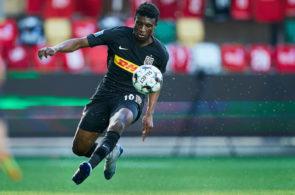 Mohammed Kudus, FC Nordsjælland
