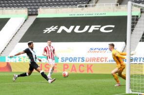 Newcastle, Sheffield United