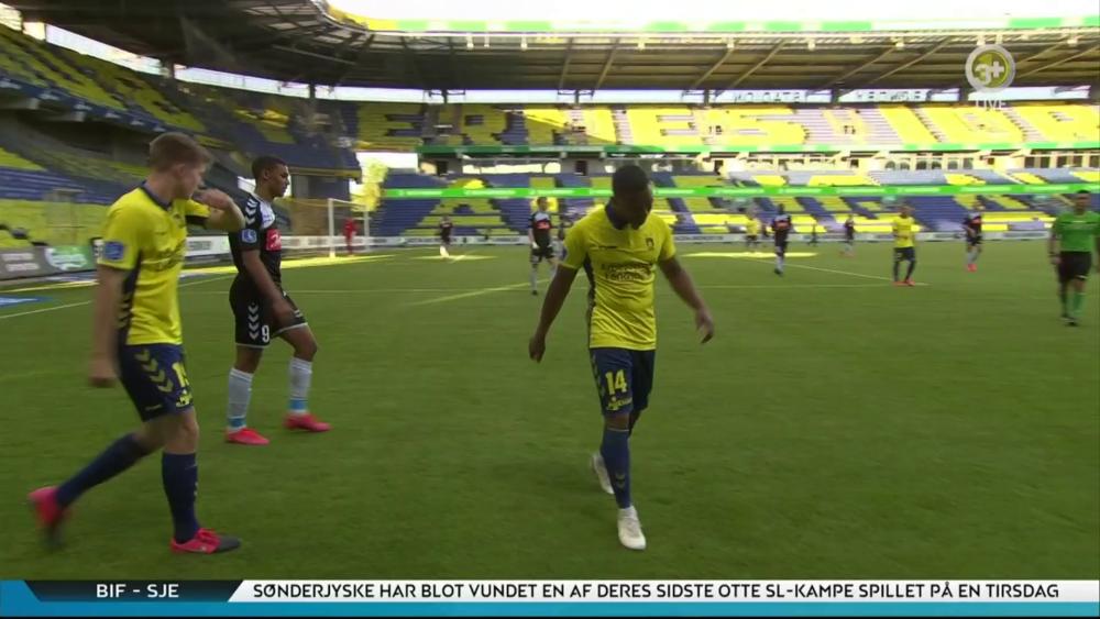 Kevin Mensah, Brøndby IF