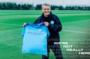 Juanma Lillo, Manchester City