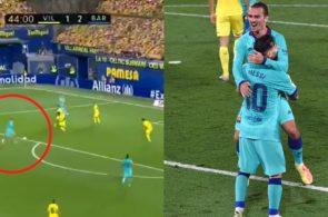 Lionel Messi Antoine Griezmann FC Barcelona