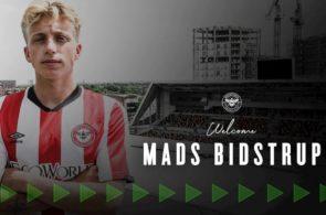 Mads Bidstrup, Brentford