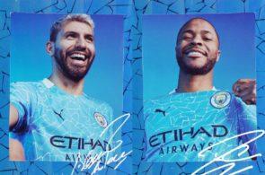 Manchester City, ny hjemmebanetrøje 2020/21