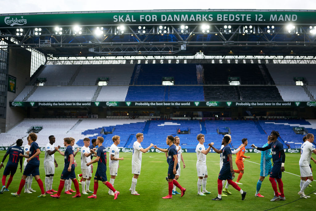 FC Midtjylland, FC København