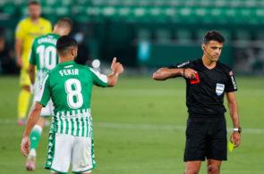 Nabil Fekir, Real Betis