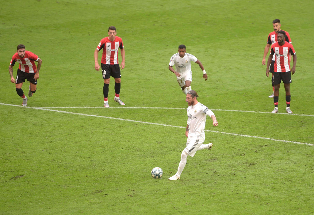 Real Madrid, Sergio Ramos