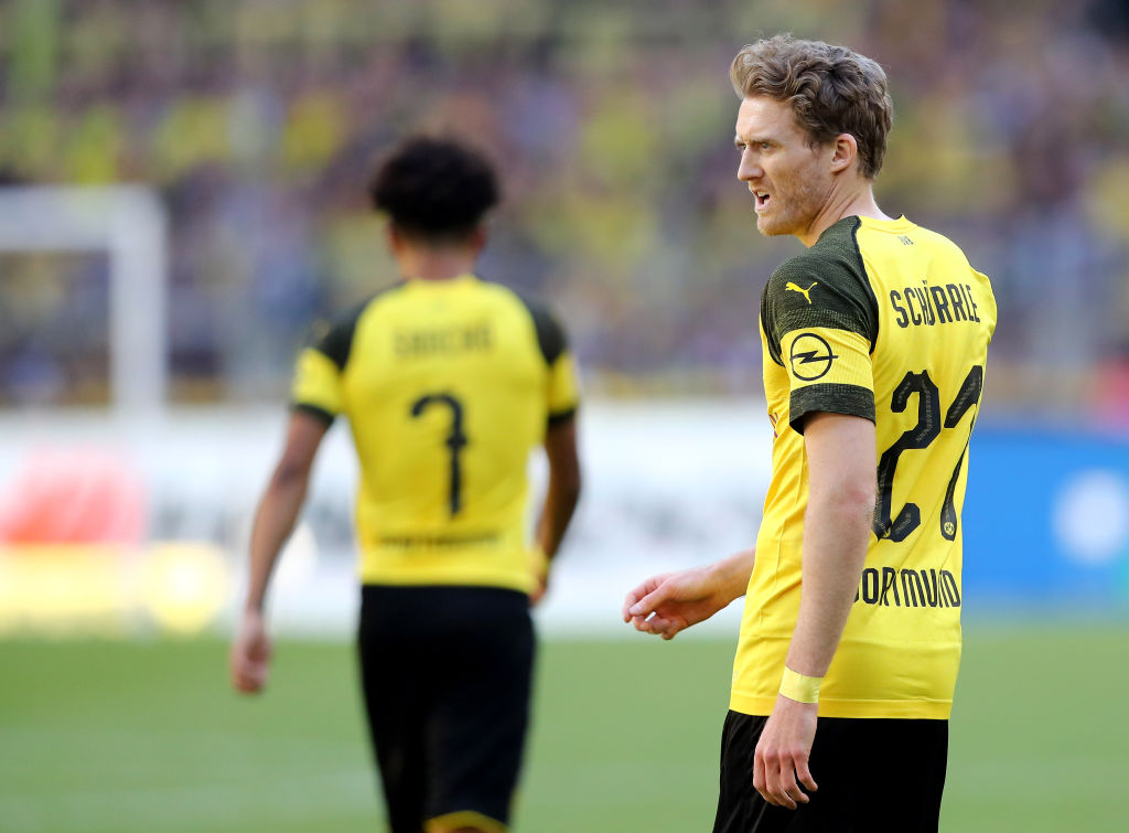 André Schürrle, Dortmund