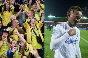 Brøndby FCK Dame N'Doye
