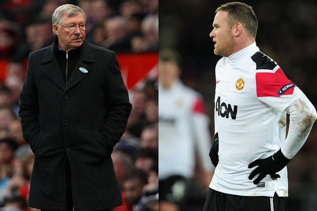 Rooney, Ferguson