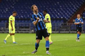 Christian Eriksen, Inter