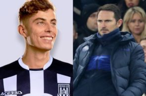 Havertz, Lampard