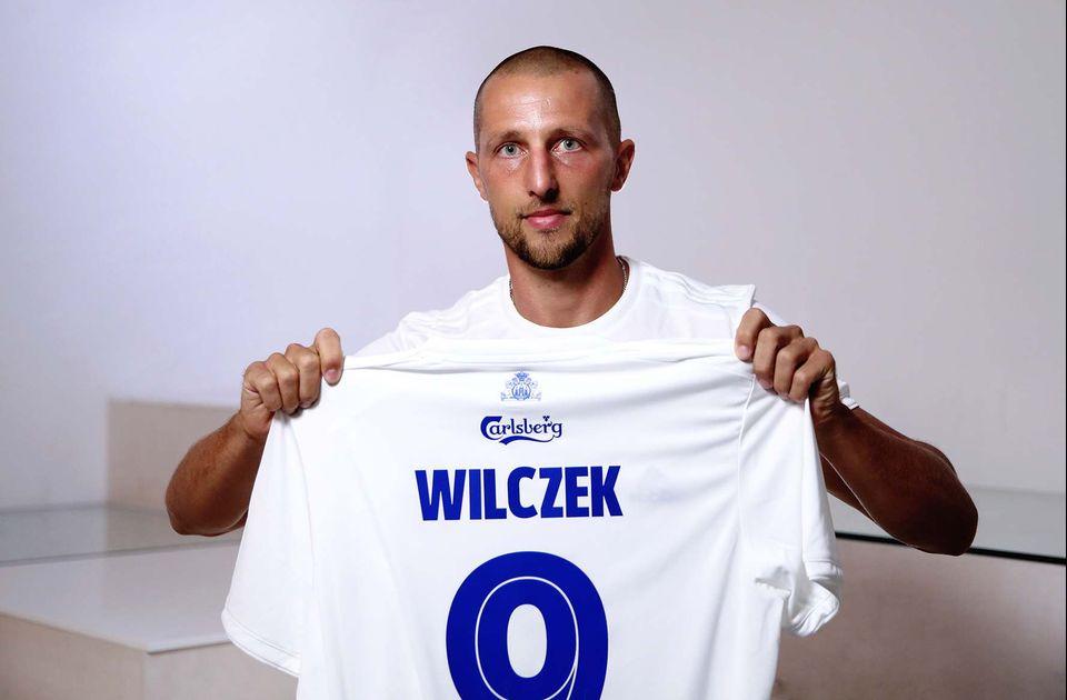 Kamil Wilczek FC København