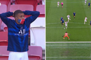 Neymar-afbrænder mod Atalanta