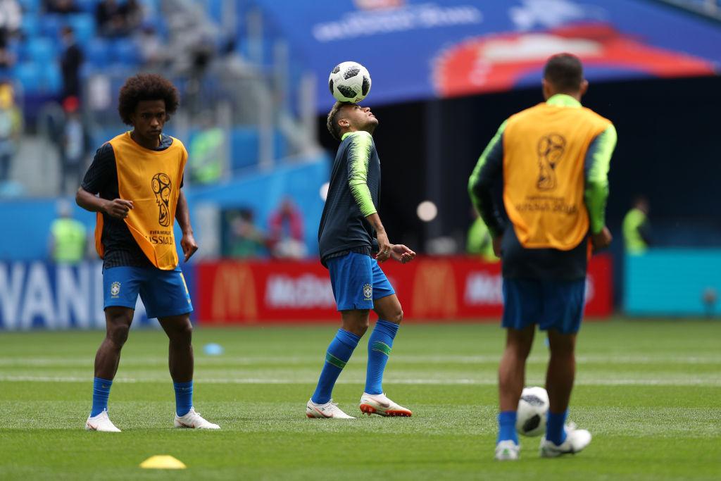 brasil contra costa rica alineaciones reveladas ronaldo