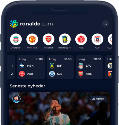 Ronaldo.com App latest news