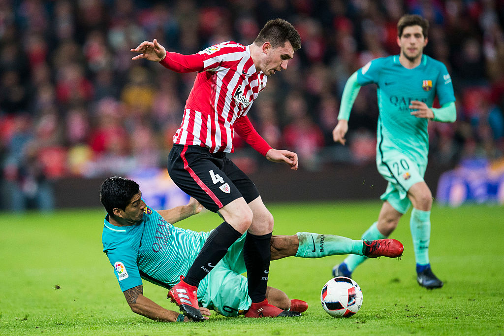 Athletic Club v Barcelona - Copa del Rey: Round of 16 First Leg