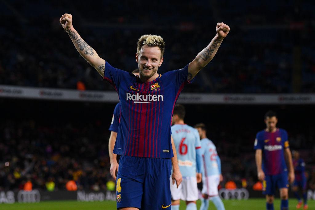 Barcelona v Celta Vigo - Copa Del Rey