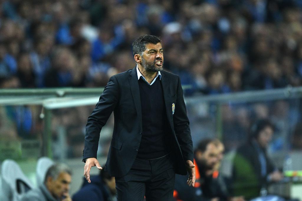 FC Porto manager