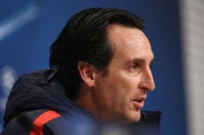 Paris Saint-Germain Training And Press Conference