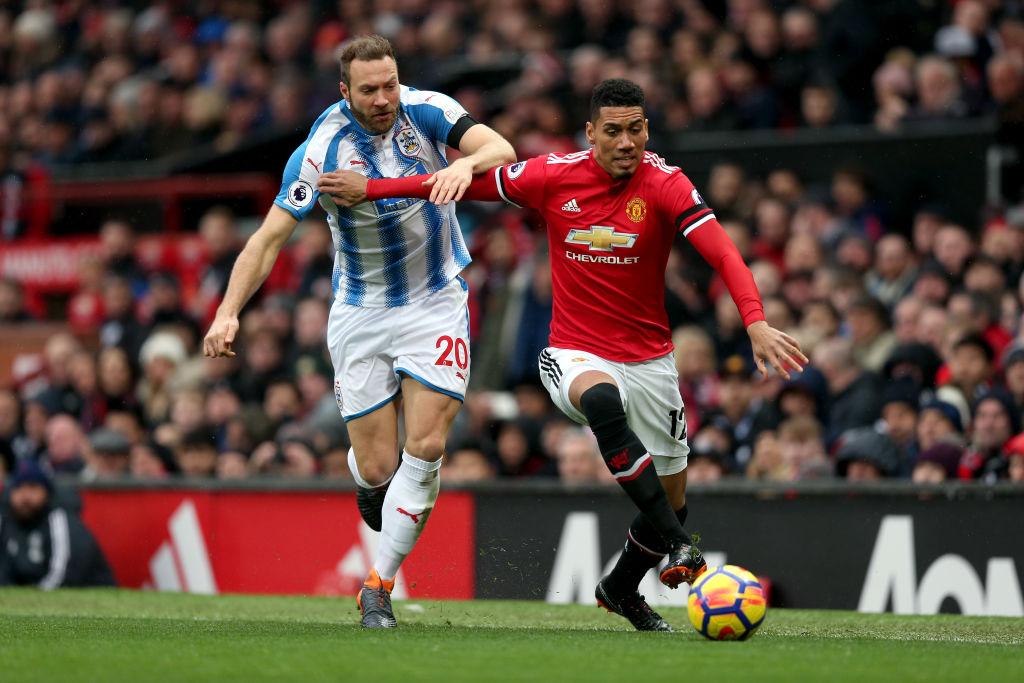 Manchester United vs Huddersfield Town