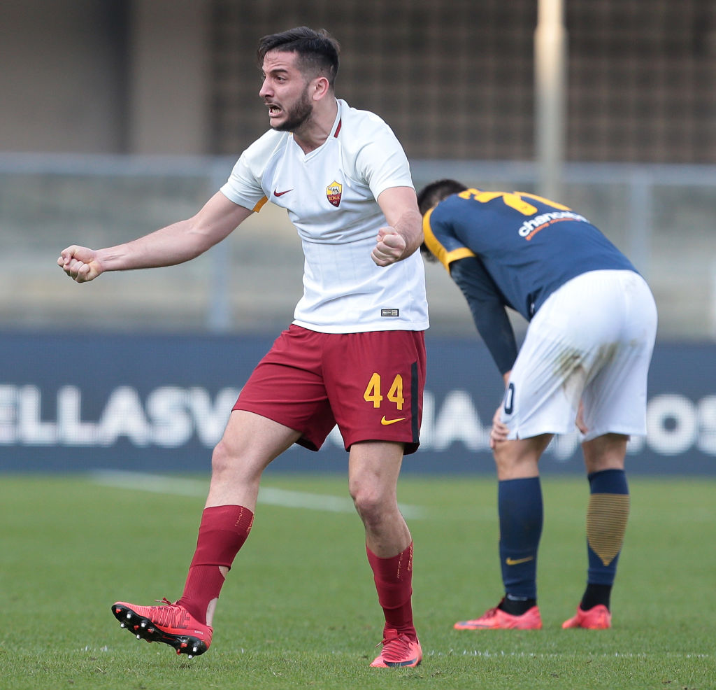 Hellas Verona FC v AS Roma - Serie A