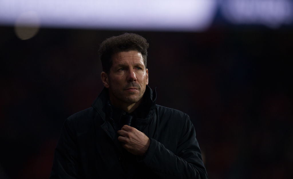 Atletico Madrid v Valencia - La Liga