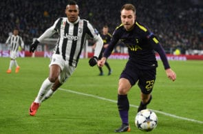 Juventus v Tottenham Hotspur - UEFA Champions League Round of 16: First Leg